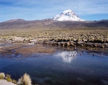 南米の写真「世界の展望台から」